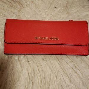 Michael Kors Slim Wallet.